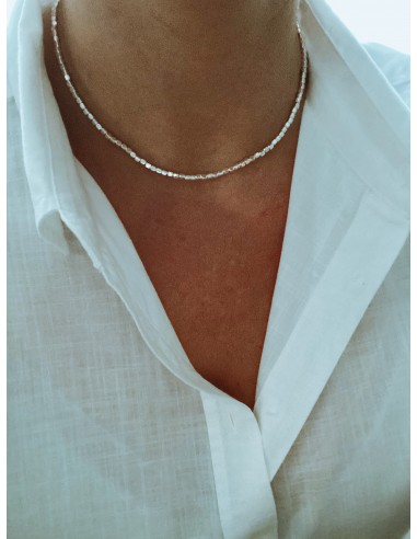 Collana con Pepite 3 mm